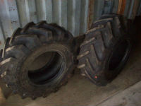 New Goodyear all terrain tires