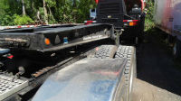 55 ton drop side trailer (lowboy)