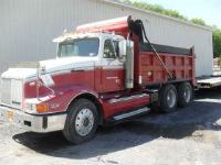 1994 International Eagle dump truck