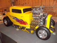 1932 Ford 3 Window Coupe Custom
